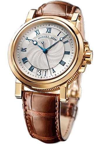 Breguet Watches - Marine 39mm - Yellow Gold - Style No: 5817BA/12/9V8