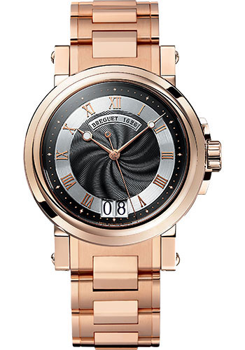Breguet Watches - Marine 5817 - 39mm - Rose Gold - Style No: 5817BR/Z2/RM0