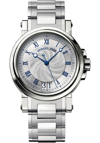 Breguet Watches - Marine 5817 - 39mm - Steel - Style No: 5817ST/12/SM0