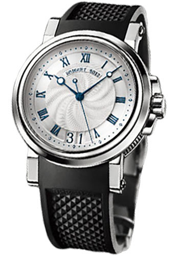 Breguet Watches - Marine 39mm - Steel - Style No: 5817ST/12/5V8