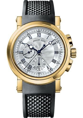 Breguet Watches - Marine 5827 - Chronograph - 42mm - Style No: 5827BA/12/5ZU