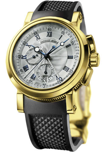 Breguet Watches - Marine 42mm - Yellow Gold - Style No: 5827BA/12/5ZU