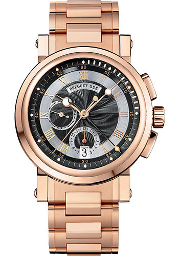 Breguet Watches - Marine 5827 - Chronograph - 42mm - Style No: 5827BR/Z2/RM0