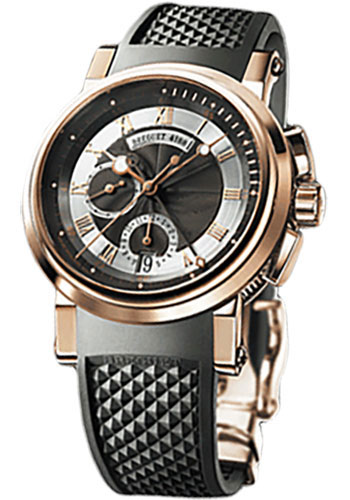 Breguet Watches - Marine 42mm - Rose Gold - Style No: 5827BR/Z2/5ZU