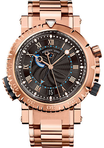 Breguet Watches - Marine 5847 - Royale Alarm - 45mm - Style No: 5847BR/Z2/RZ0