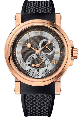 Breguet Watches - Marine 5857 - GMT - 42mm - Style No: 5857BR/Z2/5ZU