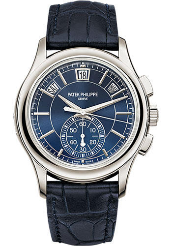 Patek Philippe Watches - Complications Annual Calendar Chronograph - Style No: 5905P-001