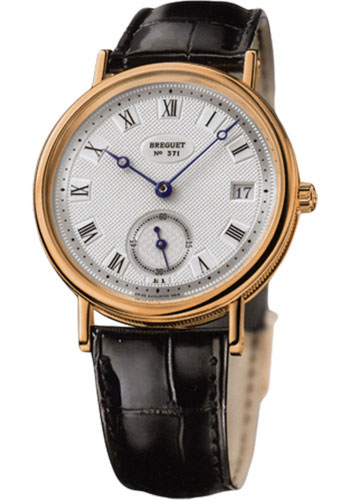 Breguet Watches - Classique 34.6mm - Rose Gold - Style No: 5920BR/15/984