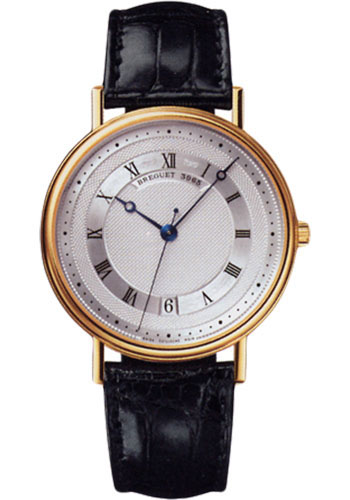 Breguet Watches - Classique 35.5mm - Yellow Gold - Style No: 5930BA/12/986