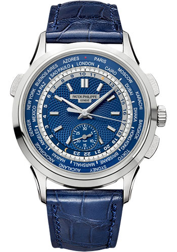Patek Philippe Watches - Complications World Time Chronograph - Style No: 5930G-001