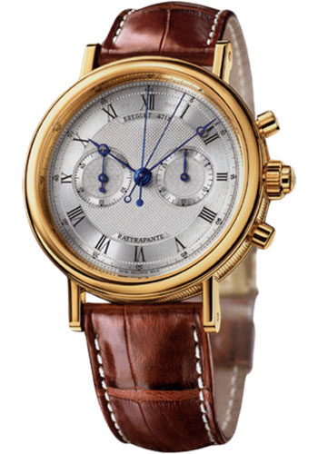 Breguet Watches - Classique 37mm - Yellow Gold - Style No: 5947BA/12/9V6