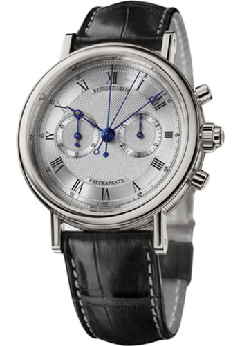 Breguet Watches - Classique 37mm - White Gold - Style No: 5947BB/12/9V6