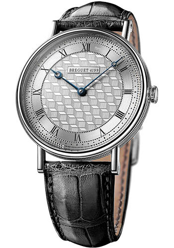 Breguet Watches - Classique 41mm - White Gold - Style No: 5967BB/11/9W6