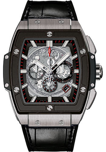 Hublot Watches - Spirit of Big Bang Titanium - 51mm - Style No: 601.NM.0173.LR