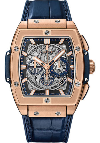 Hublot Spirit Of Big Bang King Gold 45mm Watches