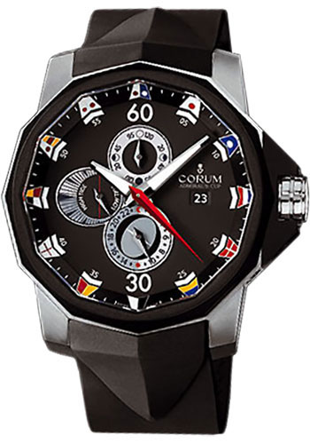 Corum Watches - Admiral's Cup Tides 48 Titanium - Style No: 277.931.06/0371 AN12