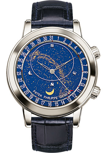 Patek Philippe Watches - Grand Complications Celestial - Style No: 6102P-001
