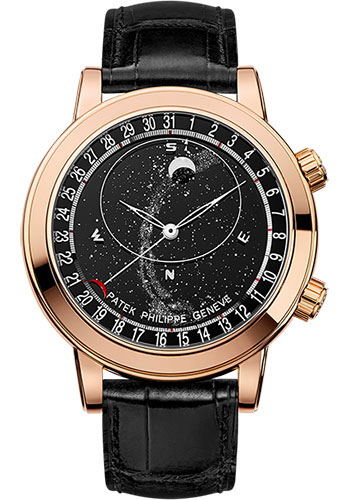 Patek Philippe Watches - Grand Complications Celestial - Style No: 6102R-001