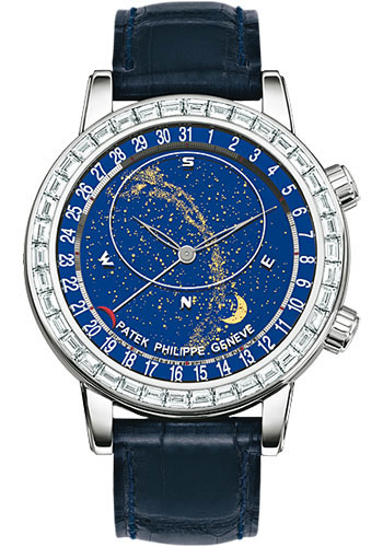 Patek Philippe Watches - Grand Complications Celestial - Style No: 6104G-001