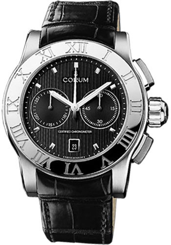 Corum Watches - Romvlvs Chronograph - Style No: 984.715.20/0F01 BN77