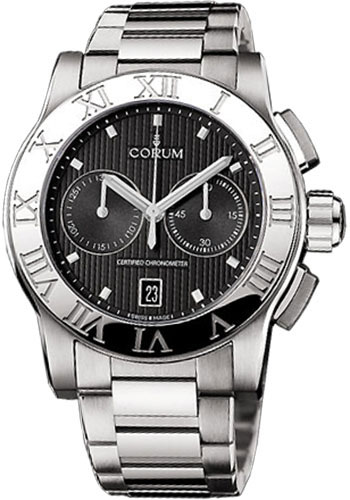 Corum Watches - Romvlvs Chronograph - Style No: 984.715.20/V810 BN77