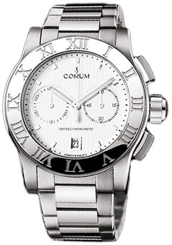 Corum Watches - Romvlvs Chronograph - Style No: 984.715.20/V810 EB77