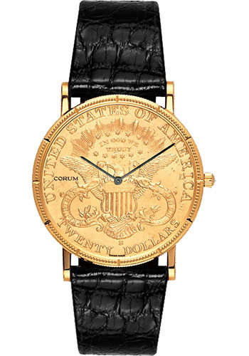 Corum Watches - Coin - Style No: 082.355.56/0001 MU51