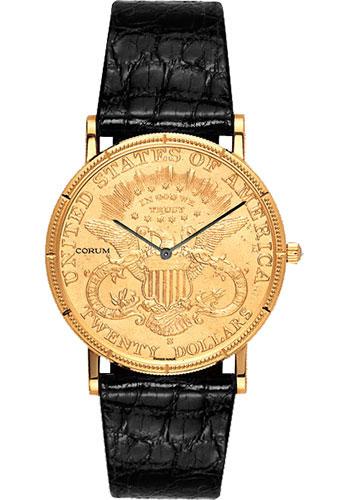 corum coin watches from swissluxury
