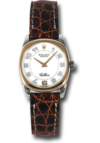 Rolex Watches - Cellini Danaos Lady - Style No: 6229.9 bic