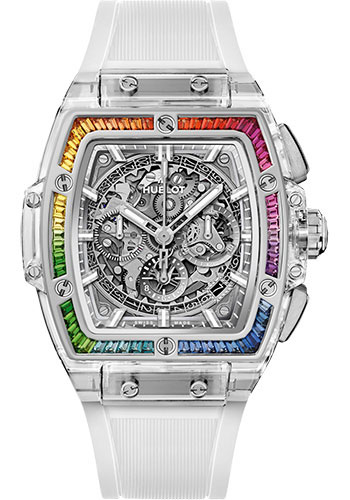 Hublot Watches - Spirit of Big Bang Sapphire - 42mm - Style No: 641.JX.0120.RT.4099