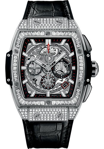 Hublot Watches - Spirit of Big Bang Titanium - 42mm - Style No: 641.NX.0173.LR.0904