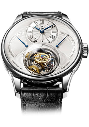 Zenith Watches - Academy Christophe Colomb Equation of Time - Style No: 65.2220.8808/01.C630