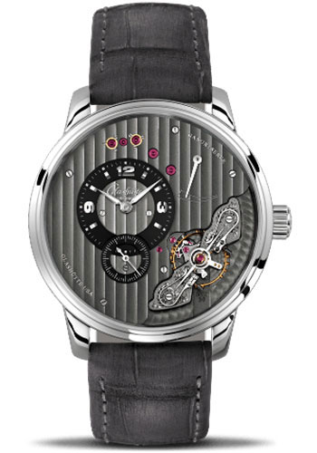 Glashutte Original Watches - Art and Technik PanoInverse XL - Style No: 66-06-04-22-05