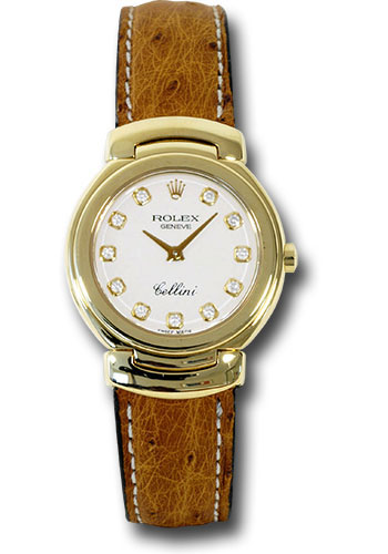 Rolex Watches - Cellini Quartz Ladies - Style No: 6621.8 wd
