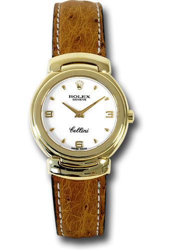 Rolex Watches - Cellini Quartz Ladies - Style No: 6621.8 wa