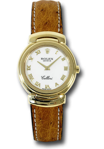 Rolex Watches - Cellini Quartz Ladies - Style No: 6621.8 wr