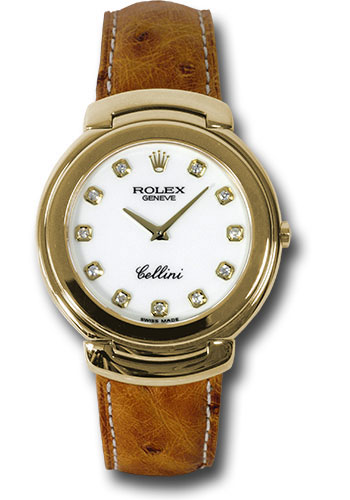 Rolex Watches - Cellini Quartz Mens - Style No: 6623.8 d