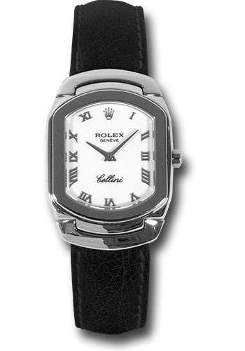 Rolex Watches - Cellini Quartz Ladies - Style No: 6631.9 wrbk
