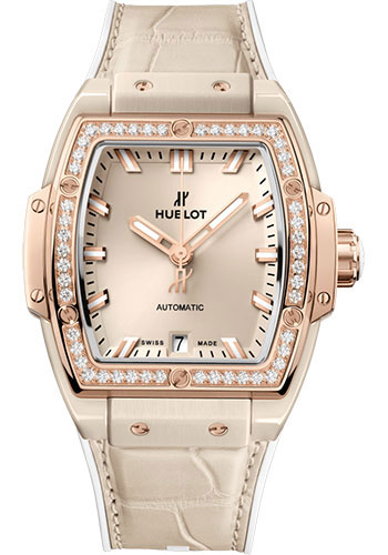 Hublot Watches - Spirit Of Big Bang Ceramic And King Gold - 39mm - Style No: 665.CZ.898B.LR.1204