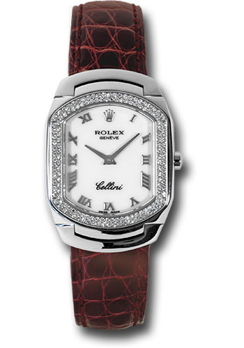 Rolex Watches - Cellini Quartz Ladies - Style No: 6691.9
