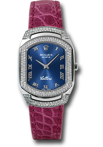 Rolex Watches - Cellini Quartz Ladies - Style No: 6693.9 brp