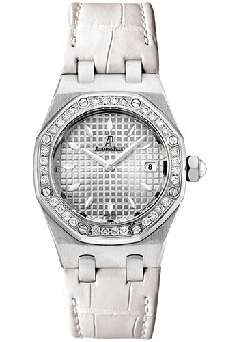 Audemars Piguet Watches - Royal Oak Quartz 33mm - Stainless Steel - Style No: 67601ST.ZZ.D012CR.02