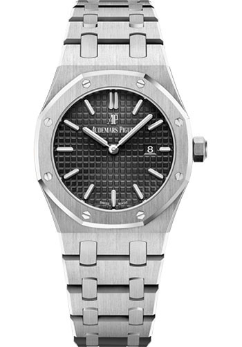 Audemars Piguet Watches - Royal Oak Quartz 33mm - Stainless Steel - Style No: 67650ST.OO.1261ST.01