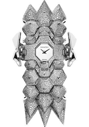 Audemars Piguet Watches - Haute Joaillerie Diamond Outrage - Style No: 67700BC.ZZ.9190BC.01