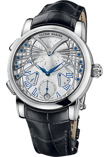 Ulysse Nardin Watches - Classic Stranger - Style No: 6900-125
