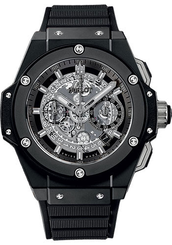 Hublot Watches - Big Bang King Power 48mm Unico Black Magic - Style No: 701.CI.0170.RX