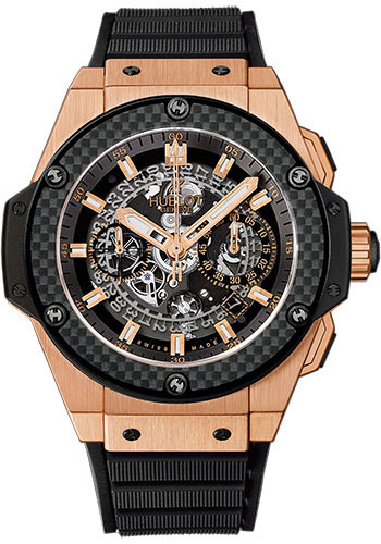 Hublot Watches - Big Bang King Power 48mm Unico - Style No: 701.OQ.0180.RX