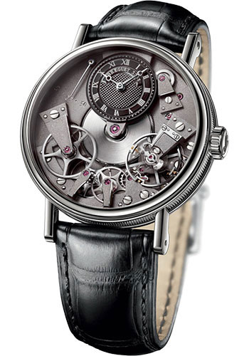 Breguet Watches - Tradition 7027 - 37mm - Style No: 7027BB/G9/9V6