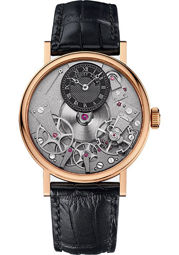 Breguet Watches - Tradition 7027 - 37mm - Style No: 7027BR/G9/9V6