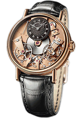 Breguet Watches - Tradition 37mm - Rose Gold - Style No: 7027BR/R9/9V6